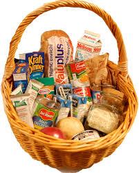 food baskets usda food giveaway rest baptist church