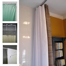 extra long curtains curtain ideas