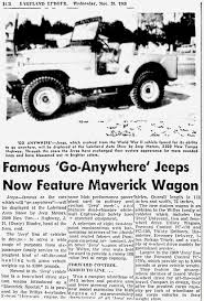 1982 jeep jamboree old news articles ewillys page 5