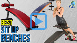 top 9 sit up benches of 2017 video review