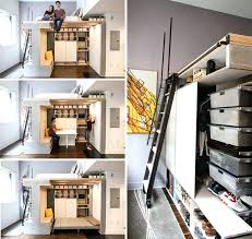 chambre gain de place lit 2 places gain de place excellent lit mezzanine places ides
