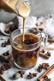 pumpkin spice for coffee dairy free pumpkin spice coffee creamer running with spoons