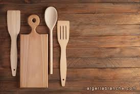 ustensiles de cuisine en bois mes ustensiles de cuisine en bois sont jaunâtres alger la blanche