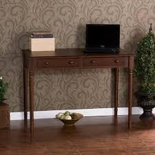 Realspace Magellan Corner Desk And Hutch Bundle Espresso Desks
