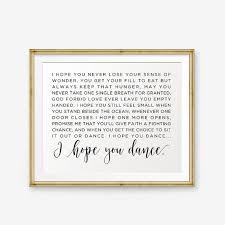 printable lyrics i hope you dance lyrics printable i hope you dance lyrics