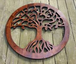 tree of life home decor eternalglyphics tree of life intricate 36