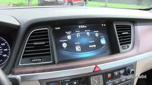 hyundai genesis 3 8 2015 hyundai genesis 3 8 h trac start up test drive and in depth
