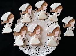 baptism figurines christening favors communion figurines baptism girl favors