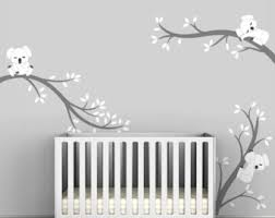 Wall Decor Stickers For Nursery Baby Room Decals Etsy