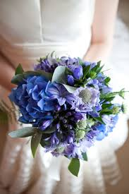 wedding flowers royal blue royal blue weddings blue brilliant blue flower bouquets for