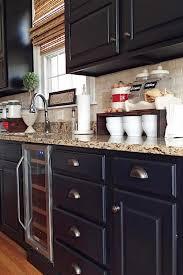 black kitchen cabinets ideas best 25 black kitchen cabinets ideas on with regarding