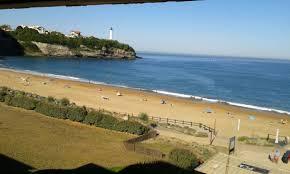 la chambre d amour à anglet vue sur le phare de biarritz photo de belambra clubs la chambre