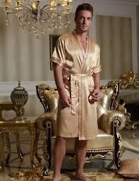 robe de chambre grande taille homme robe de chambre courte homme frais peignoir homme satin best bien