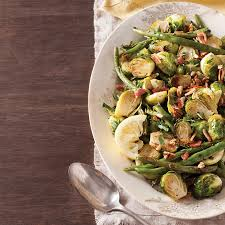 brussel sprouts thanksgiving recipe roasted brussels sprouts and green beans taste of the south