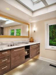 Modern Wood Bathroom Vanity Bathroom The Light Wood Vanity Houzz With Prepare Best 10 Modern