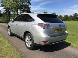 lexus se l premier used lexus rx 450h suv 3 5 se l premier station wagon cvt 5dr in