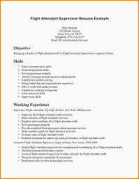 resume examples for flight attendant sample flight attendant