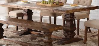 distressed round dining table furniture distressed dining table unique dining ideas chic