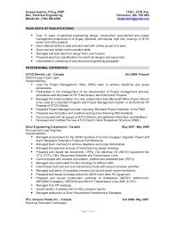 Sample Of Resume For Electrical Engineer by Download Lead Electrical Engineer Sample Resume
