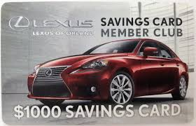 lexus orland park used cars employee appreciation cards
