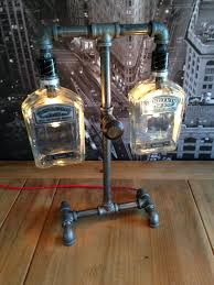 How To Make A Chandelier Out Of Beer Bottles The 25 Best Jack Daniels Lamp Ideas On Pinterest Diy Crafts