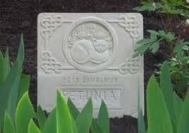 pet memorial a pet memorial garden molds