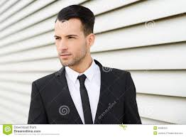 young businessman near a office building stock photo image 40686350