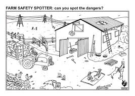 farm safety spotter by thedonkeysanctuary teaching resources tes