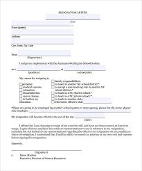how to write resignation letter for teaching job how to