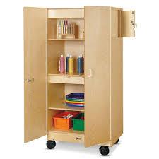 Craft Storage Cabinet Jonti Craft Hideaway Storage Cabinet 5946jc Storage Units And
