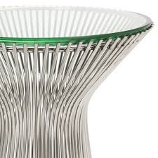 warren platner side table rentals event furniture rental
