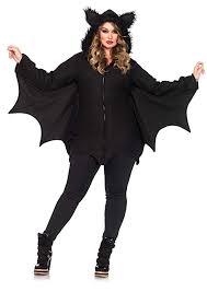 Warm Womens Halloween Costumes Amazon Leg Avenue Women U0027s Cozy Bat Costume Clothing