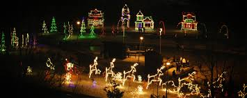 Pleasanton Christmas Lights Check Out The Airdrie Festival Of Lights This Season Genesis