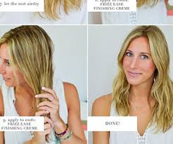 hair styles for air drying 18 genius tips on how to air dry your hair so it looks great gurl