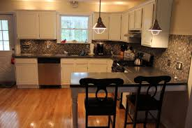 kitchen style small farmhouse peninsula kitchen design black