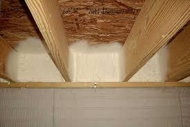 Spray Foam Insulation For Basement Walls by Spray Foam Closed Cell Spray Foam Insulation Benefits Of Spray