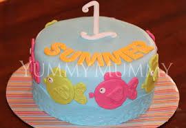 summer cake yummy mummy