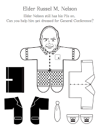 lds general conference coloring pages eson me