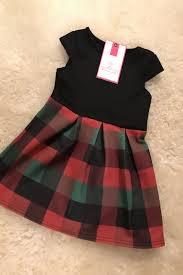 Tartan Children U0027s Tartan Contrast Skater Dress Want That Trend