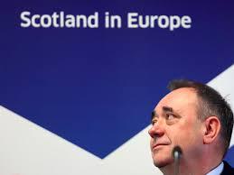 Alex Salmond Meme - alex salmond on eu referendum brexit will prompt a second scottish