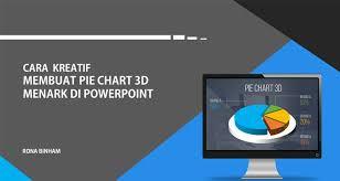 cara membuat infografis dengan powerpoint cara kreatif membuat grafik kue 3d menarik di powerpoint rona