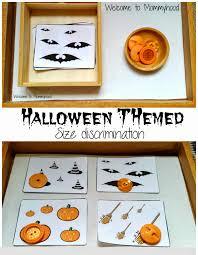 Printable Halloween Activity Book Montessori Inspired Halloween Activities For Kids And Free Printables