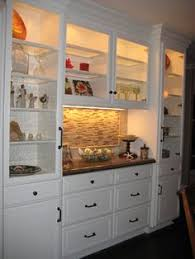 Dining Room Builtins Could Also Work As An Entertainment - Built in dining room cabinets