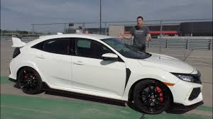 honda civic type r 2017 the 2017 honda civic type r isn u0027t the king of hatches youtube