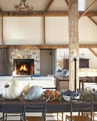Home Design Eras Home Tour Rustic And Refined Barn Home