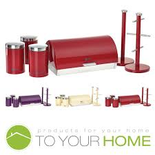 100 unique canister sets kitchen large red kitchen