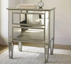 mirror design ideas nightstands contemporary mirror side table