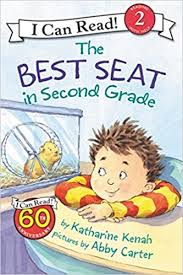 2nd grade books to read the best seat in second grade i can read level 2 katharine