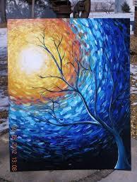 25 beautiful easy acrylic paintings ideas on acrylic