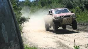red nissan frontier lifted 2003 nissan frontier off road youtube